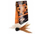 Slíbatelný tělový pudr Honey Dust Tropical Mango