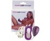 Clit Massager masážní přístroj na klitoris fialový