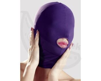 Maska na hlavu (otvor pro ústa)