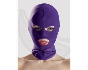Maska na hlavu (otvory pro oči a ústa)