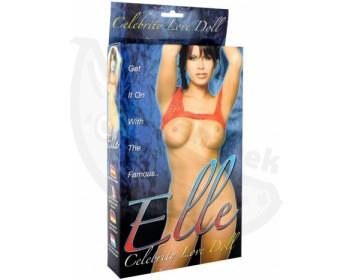 Nafukovací panna - Elle Celebrity Love Doll