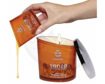 Masážní svíčka Swede Blissful, 150 ml