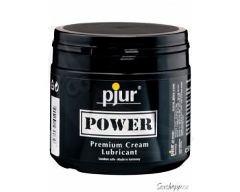 Hybridní krémový lubrikant Pjur Power, 500 ml