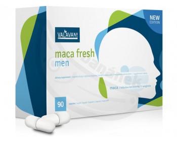 MACA FRESH Men - pro intimní, psychické i fyzické zdraví mužů, 90 kapslí