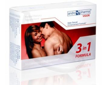 Andropharma Vigor - tablety na zvýšení libida a pro lepší erekci