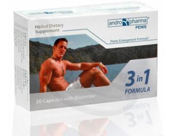 Andropharma Penis - tablety na zvýšení sexuální výkonnosti a zvětšení penisu